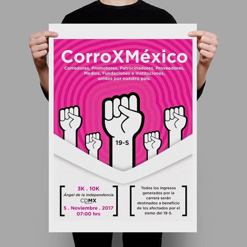 Corro X México