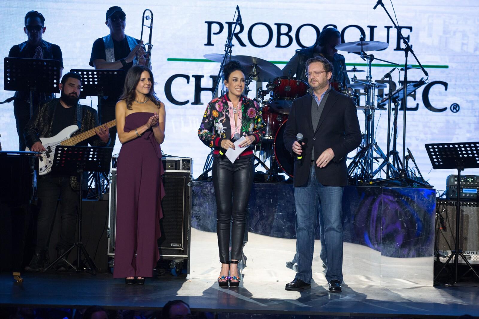 Show de gala de Myst a beneficio del Bosque de Chapultepec