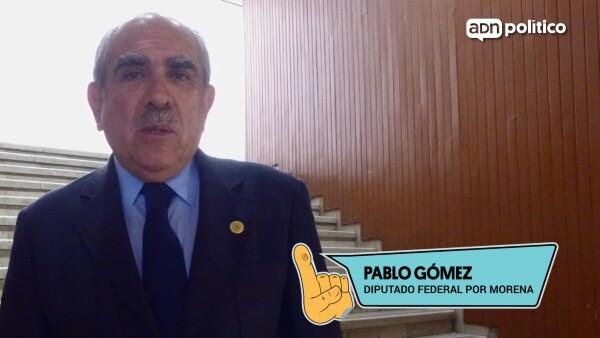 #YoLegislador Pablo Gómez