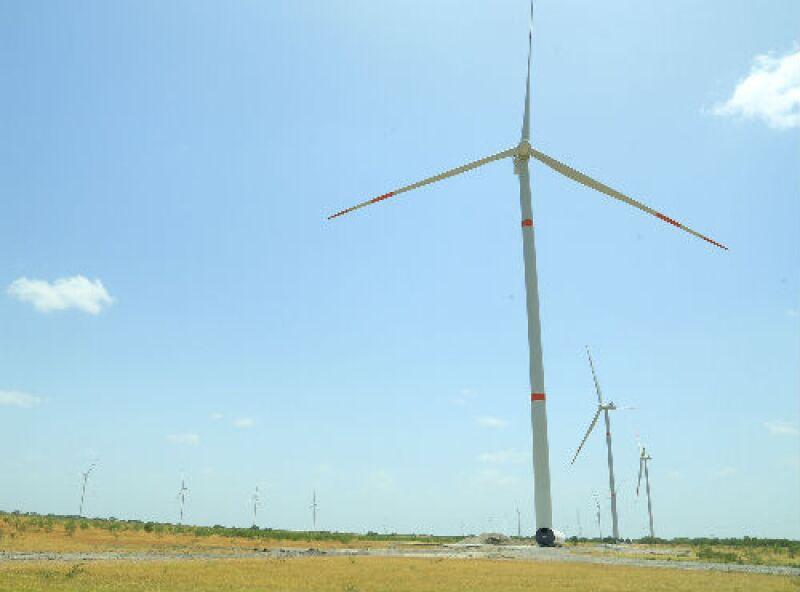 Parque E�lico Reynosa de Zuma Energ�a