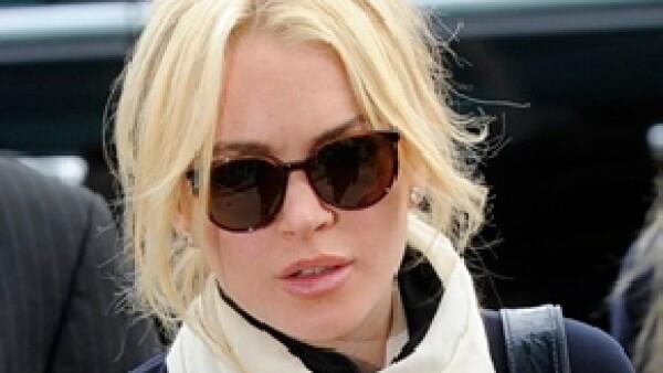 Este jueves la actriz volverá a ver al juez de Los Ángeles para revisar su caso de libertad condicional por los delitos de conducir en estado de ebriedad y robo.
