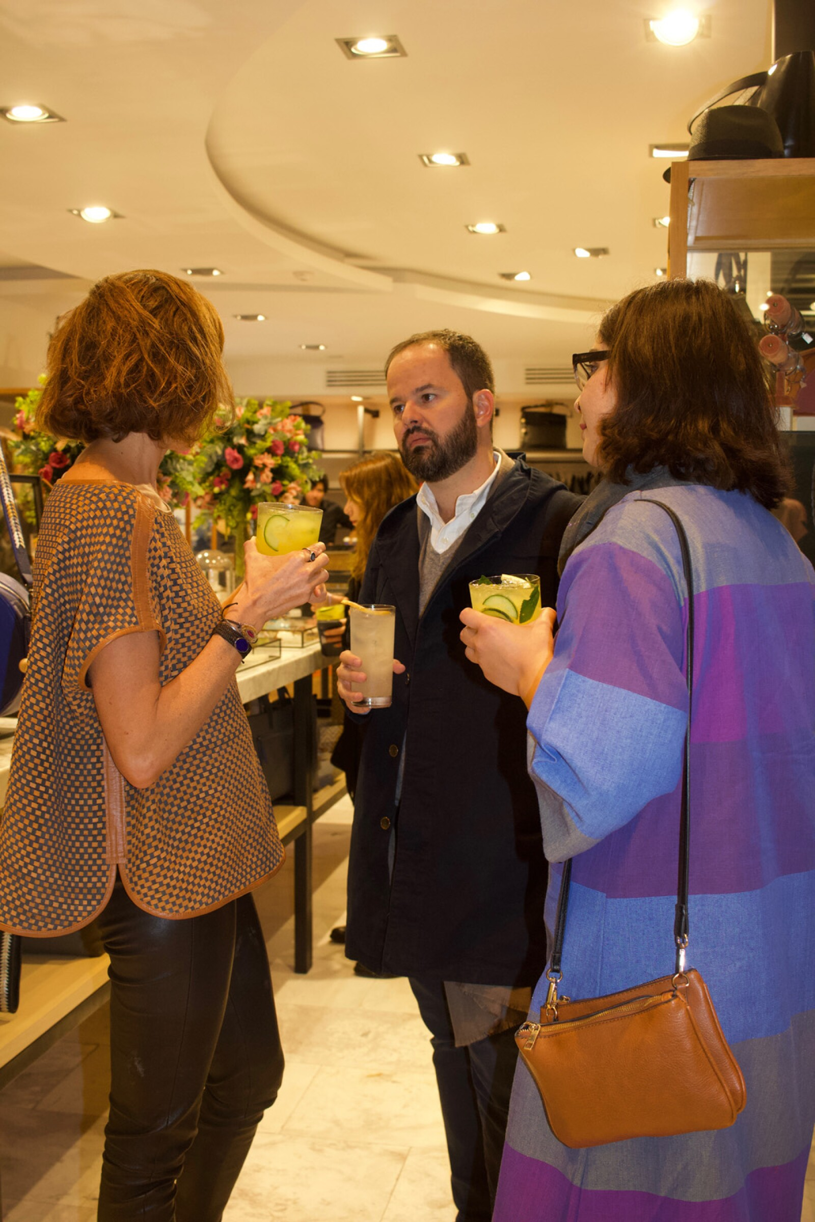 Gina Barros, Agustín Elizalde y Cristina López.jpg