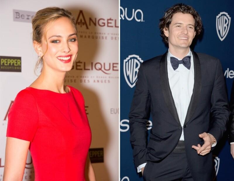 """Se trata de la joven de 24 años Nora Arnezeder con quien se dice, el ex de Miranda Kerr está saliendo en plan romántico, esto después de verlos en una """"date"""" en Los Ángeles."""