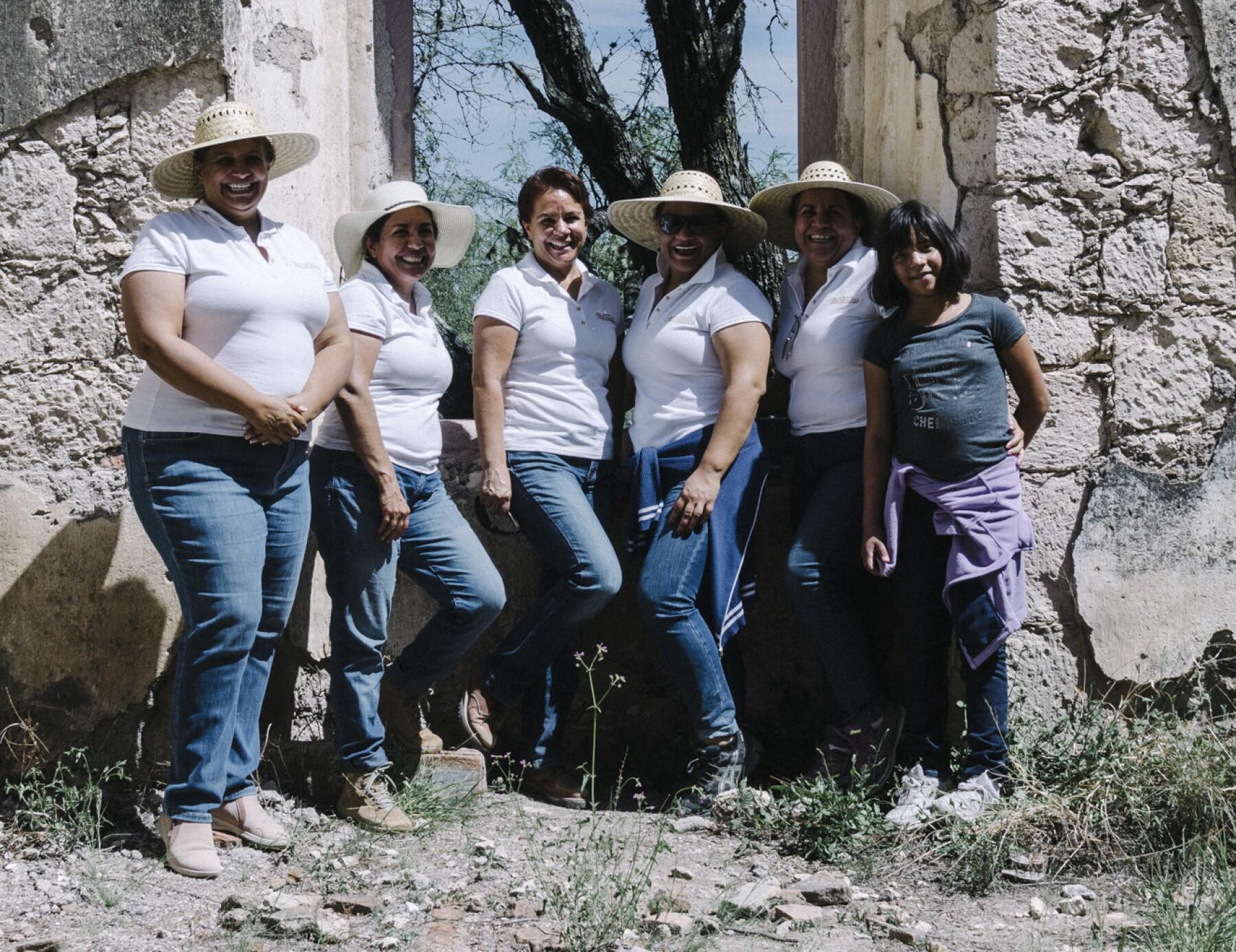 Las hermanas Rocha Bravo