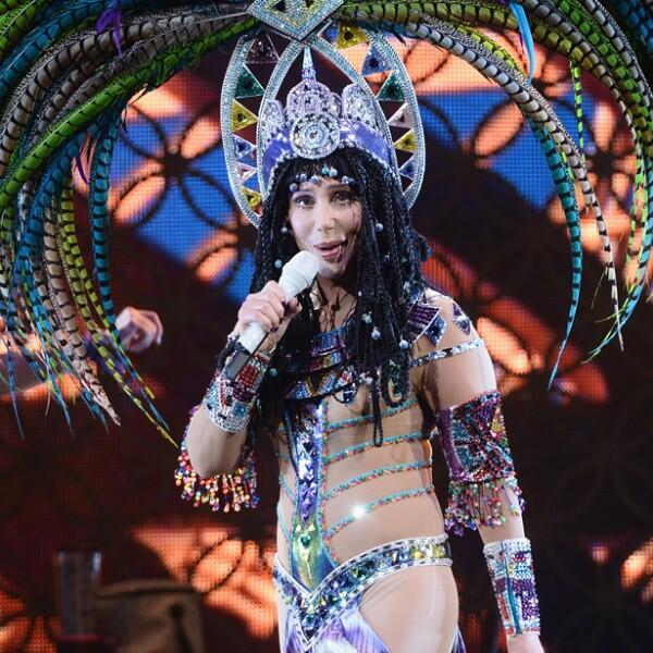 Cher lo ganó por Moonstruck.
