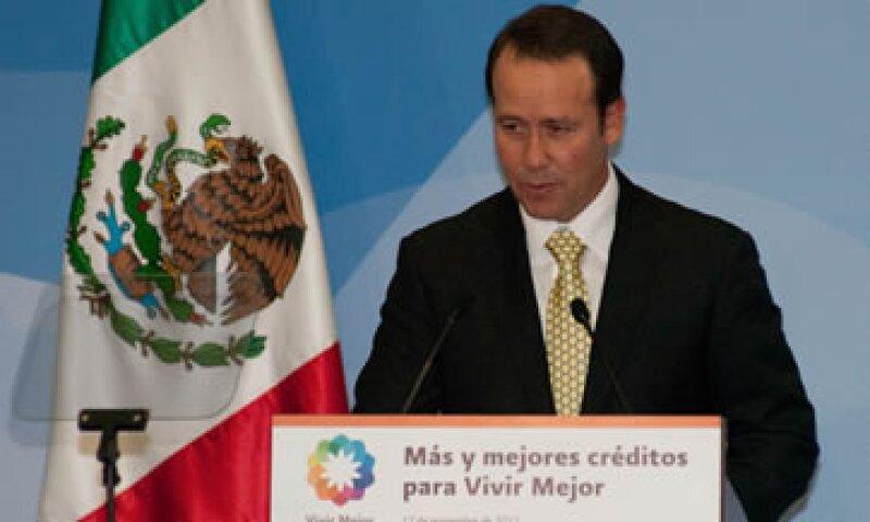 Mario Sánchez dijo que continuarán trabajando para eliminar el contrabando y la piratería que tanto afecta al sector. (Foto: Notimex)