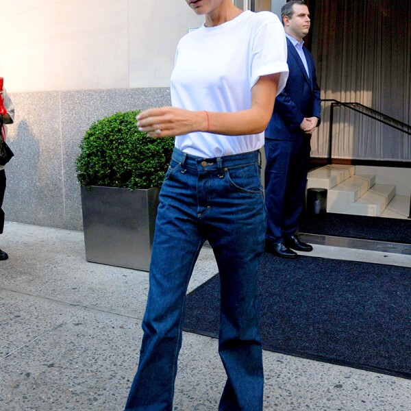 Victoria Beckham out and about, New York Fashion Week, USA - 07 Sep 2017