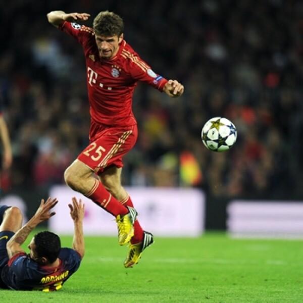 Barcelona vs. Bayern 7