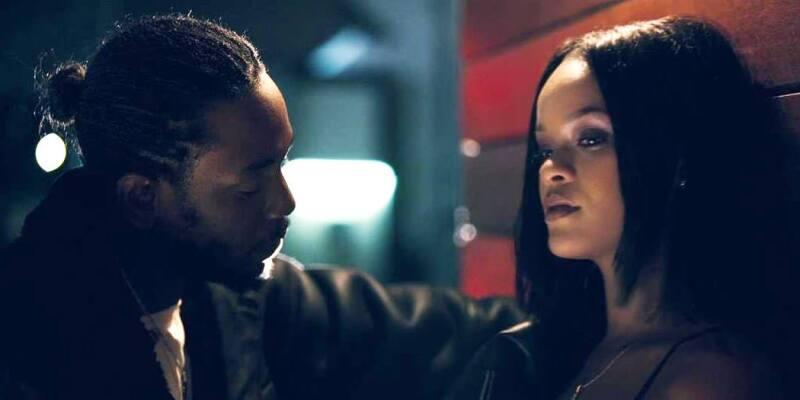 Kendrick Lamar Feat. Rihanna