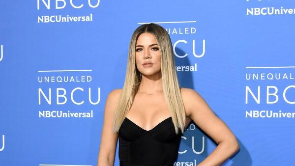 Khloé Kardashian responde a quienes aseguran tiene un problema con su físico