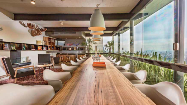Hotel - renovación - diseño