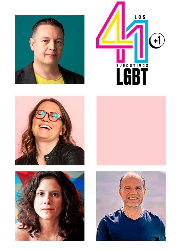 ejecutivos LGBT